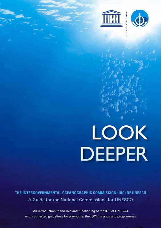 Look Deeper: A guide for the National Commissions for UNESCO: An