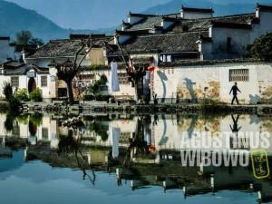 Desa Hongchun (AGUSTINUS WIBOWO)