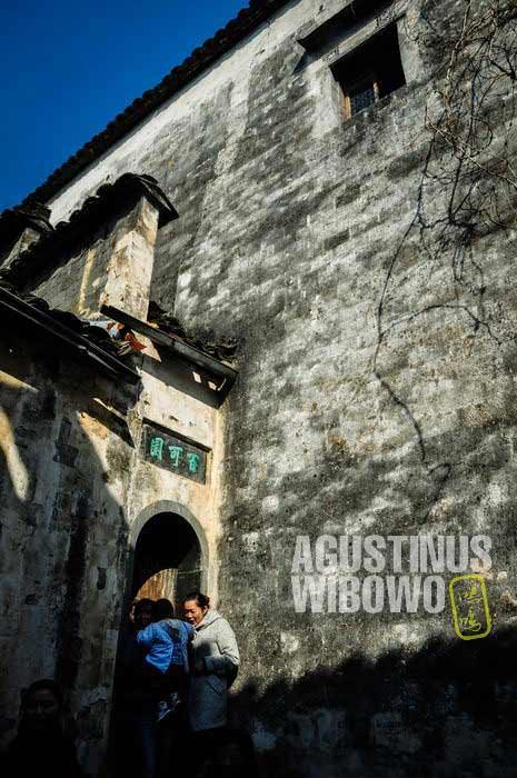 Rumah mereka telah menjadi domain publik (AGUSTINUS WIBOWO)