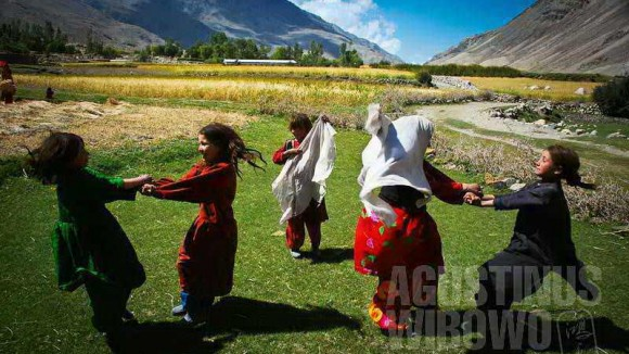 Good times in Wakhan corridor Afghanistan, By: Agustinus Wibowo