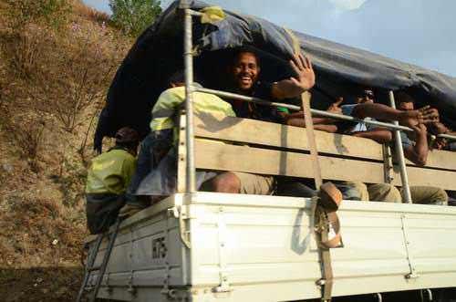 Selamat datang di Papua Nugini