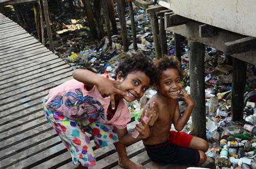 Bocah-bocah dari kampung air