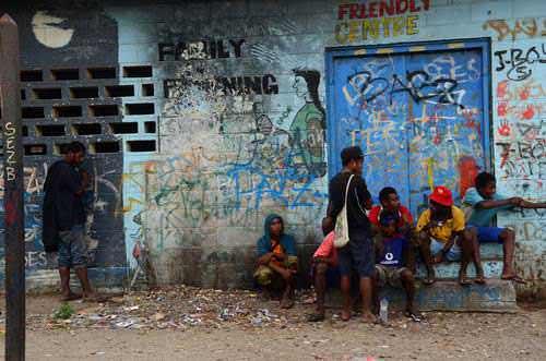 Pengangguran, kriminalitas, dan narkotika menjadi masalah di Port Moresby