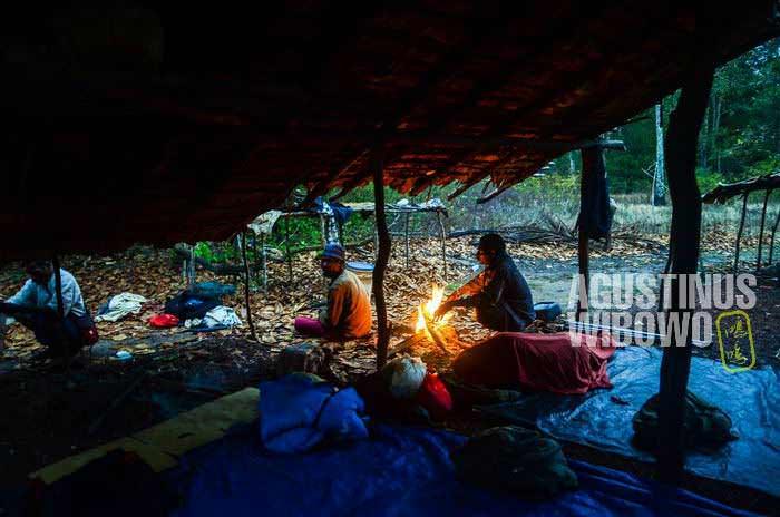 Satu malam di Pulau Strachan (AGUSTINUS WIBOWO)