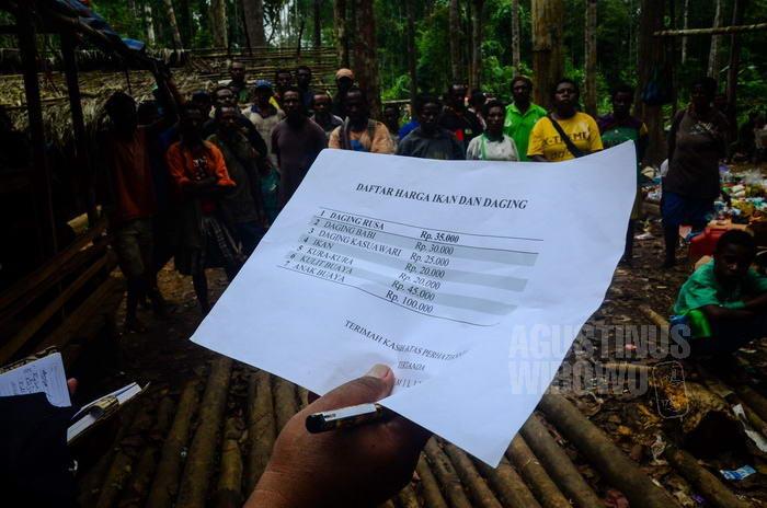 Penetapan harga dilakukan oleh pemerintah Indonesia.