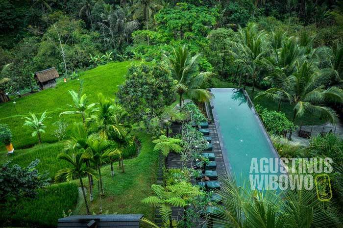 Bali adalah destinasi favorit turis Australia (AGUSTINUS WIBOWO)