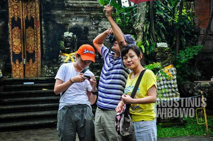Sebentar lagi jumlah turis China akan mengalahkan turis Australia (AGUSTINUS WIBOWO)