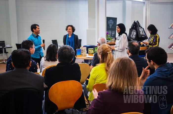 Menyoal travel writing Indonesia di London Book Fair bersama Elizabeth Pisani