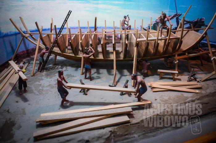 Pembagunan armada Cheng Ho