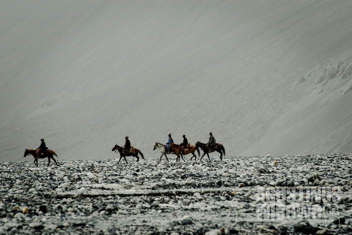 Perjalanan berat di Koridor Wakhan