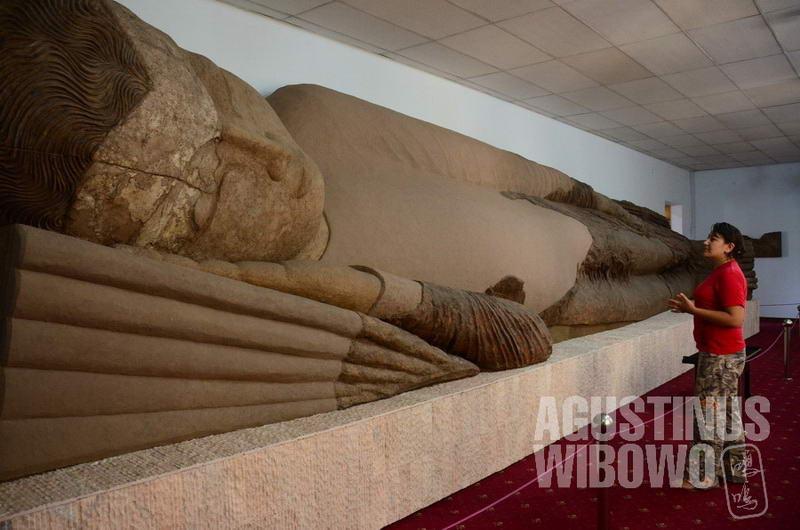 Wilayah Tajikistan dulunya adalah tanah suci umat Buddha.