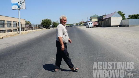 Arka adalah sepotong Kirgizstan di tengah Tajikistan