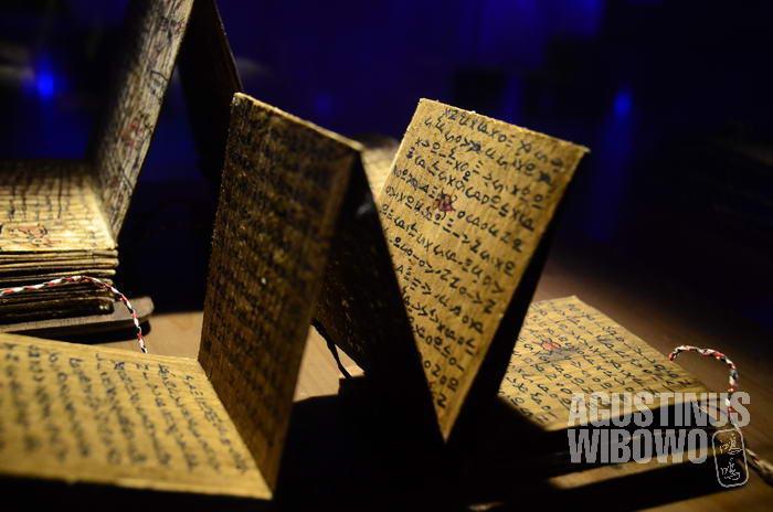 Sejarah ratusan tahun melalui tulisan