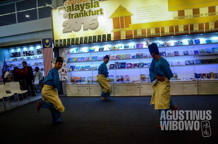 Malaysia mempromosikan budaya melalui Frankfurt Book Fair