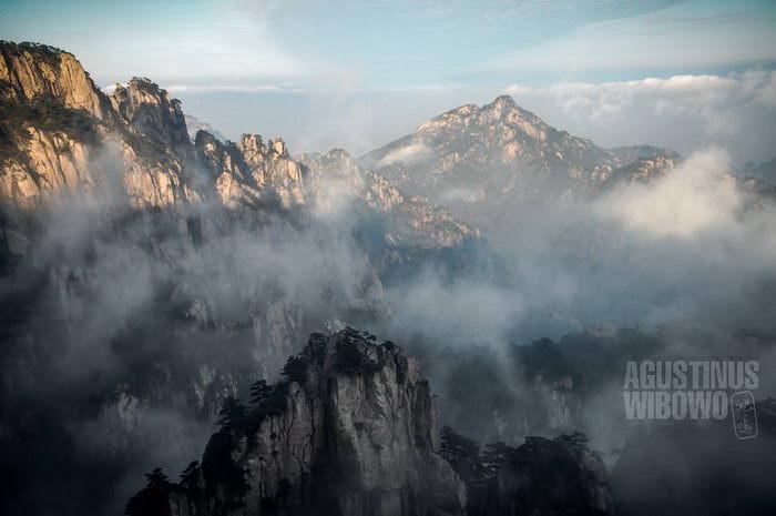 Gunung Kuning / Yellow Mountains (China, 2011)