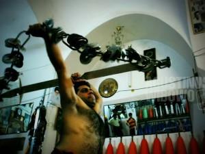 1pic1day-130920-iran-gym-iranian-style