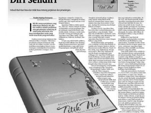 20130616 Review Titik Nol di Jurnal Nasional