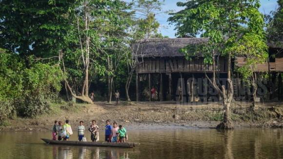Kehidupan pengungsi Papua di Papua Nugini