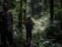 Pengungsi West Papua di tengah hutan yang menjadi garis batas Indonesia dan Papua Nugini