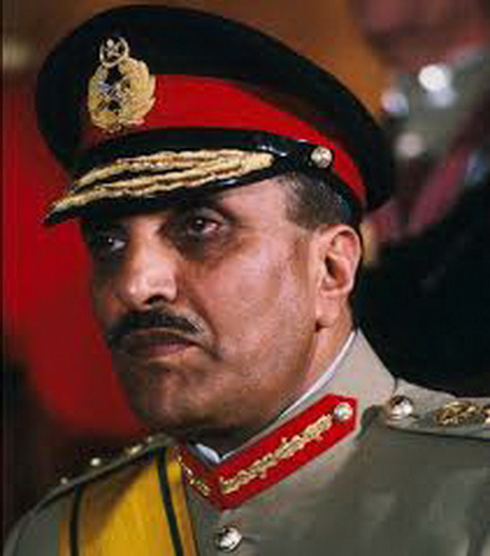 Zia-ul-Haq (Foto: The Star)