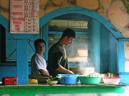 Restoran Laghman Uyghur (AGUSTINUS WIBOWO)