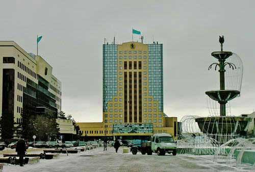 Astana (AGUSTINUS WIBOWO)