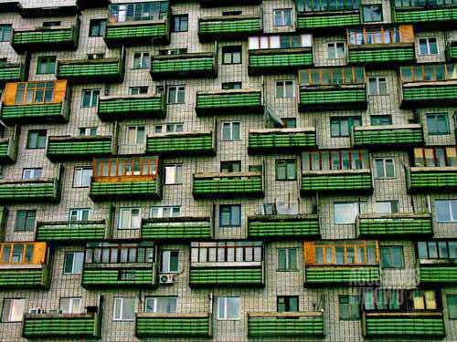Apartemen, Karaganda (AGUSTINUS WIBOWO)