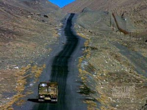 Jalan mendaki menuju Kyrgyzstan (AGUSTINUS WIBOWO)