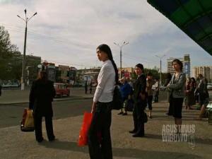 Tashkent, ibu kota Uzbekistan (AGUSTINUS WIBOWO)