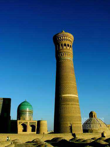 Bukhara, permata Islami (AGUSTINUS WIBOWO)
