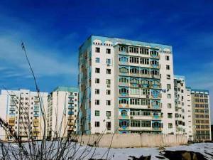 Tashkent, tersenyum ceria di siang hari, namun bisa jadi ganas di malam hari. (AGUSTINUS WIBOWO)