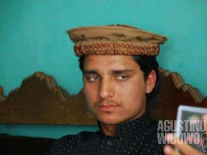Mati, a proud Pashtun guy
