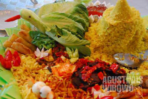 The only place to taste genuine Indonesian food in Afghanistan