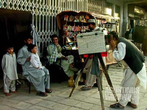 Taliban even regarded photography as sinful