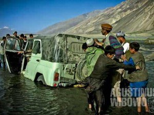 This is the fun of traveling in Wakhan Corridor