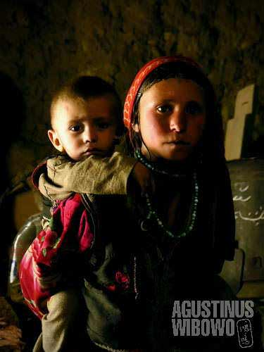 Bakhtali's children