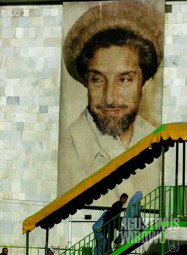Everybody is talking about Massoud