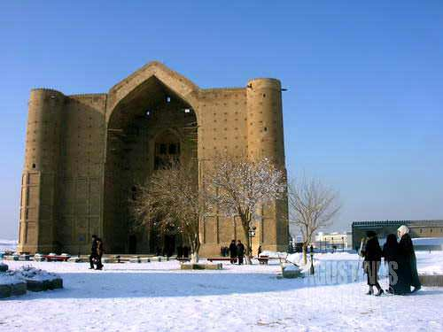 A pilgrimage to the holy land of Turkistan