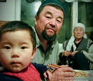 A Dungan family