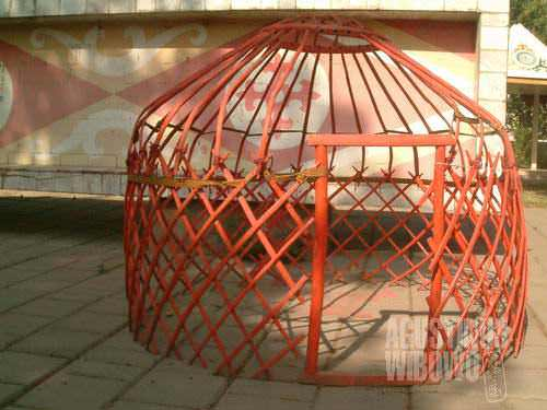 """Now everything is """"nationalized"""". This is the so-called """"national yurt"""""""