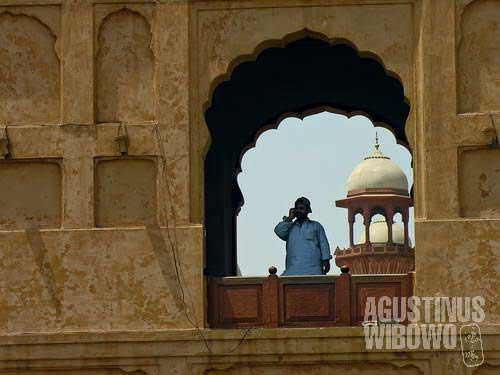 Grandeur ancient architecture