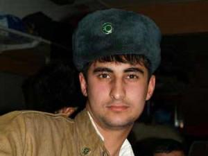 A Turkmen Azeri guy