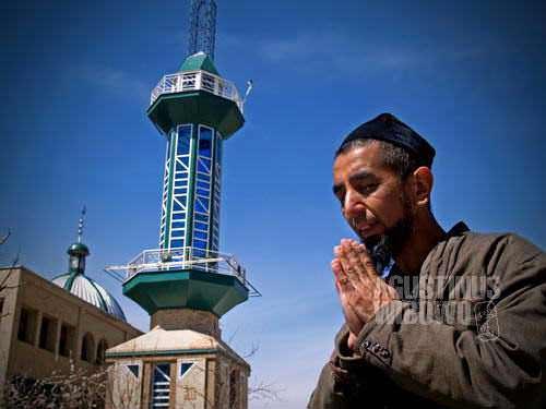 Beard and religion are still sensitive issues in Uzbekistan, especially in Ferghana