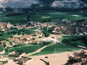 Impian tentang lembah hijau di negeri perang (AGUSTINUS WIBOWO)