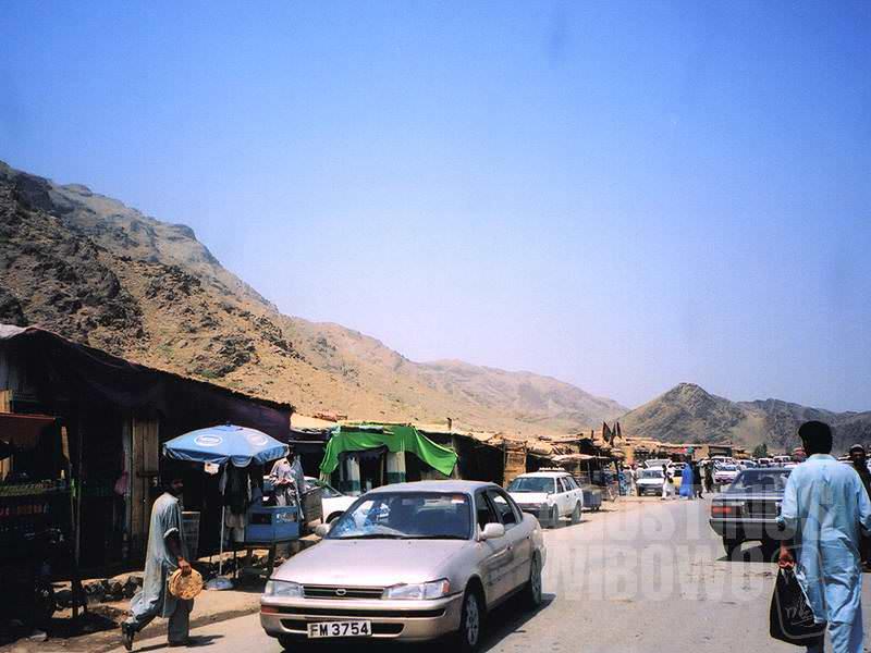 Pemandangan pertama negeri Afghan (AGUSTINUS WIBOWO)