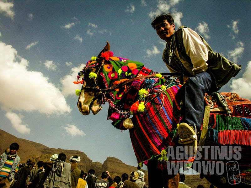 5.Kuda pun ikut berdandan (AGUSTINUS WIBOWO)