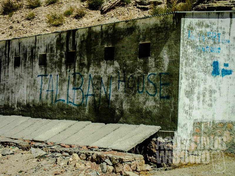 3.Toilet ini bernama Taliban House (AGUSTINUS WIBOWO)