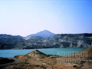 Afghanistan bukan negeri padang pasir. Afghanistan justru didominasi gunung dan perbukitan. (AGUSTINUS WIBOWO)
