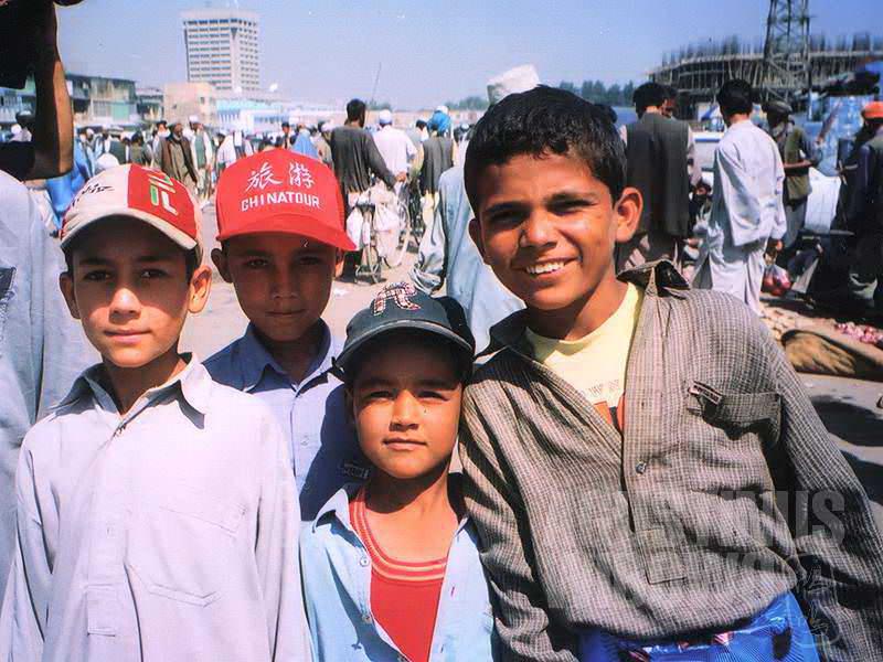 ChinaTour di Kabul (AGUSTINUS WIBOWO)