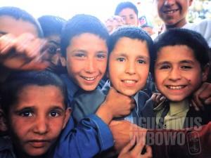 Wajah-wajah yang selalu mengingatkanku pada Afghanistan (AGUSTINUS WIBOWO)